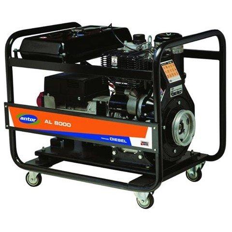 generator curent trifazat honda al8000 ts