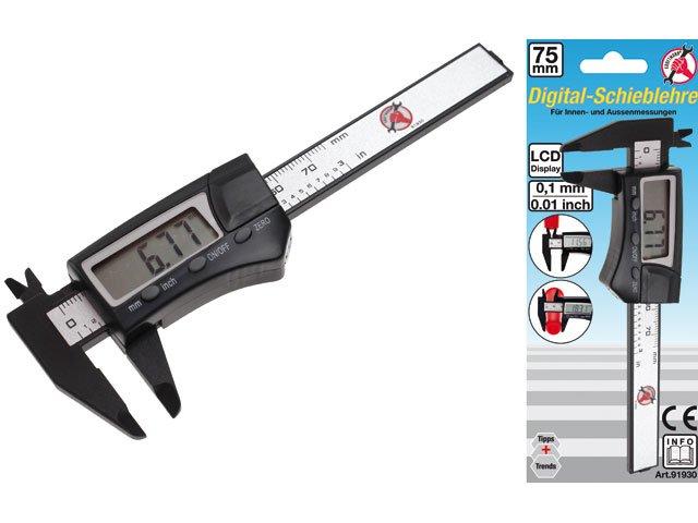 subler digital 0-75 mm bgs 91930
