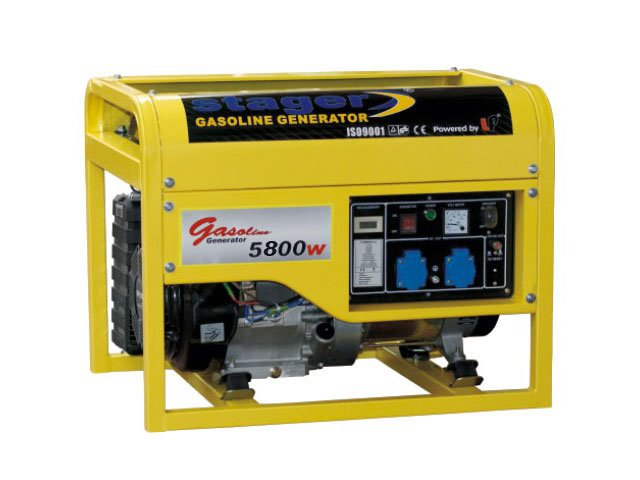 generator curent stager gg7500-3