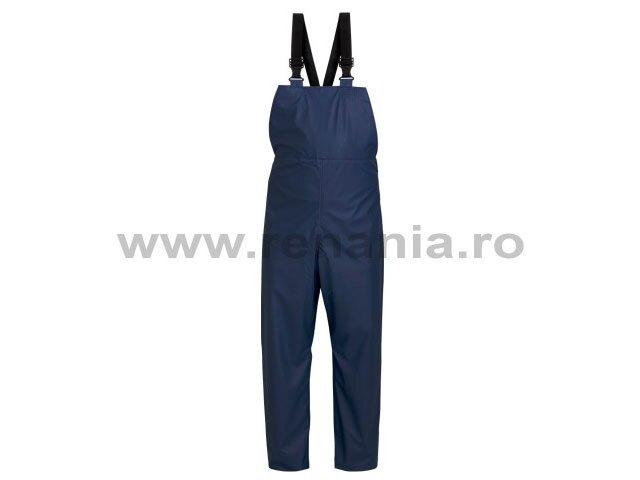 pantalon cu pieptar de ploaie rostok