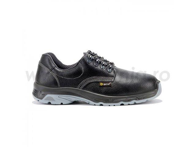 pantof de protectie cu bombeu metalic new bari s2 src