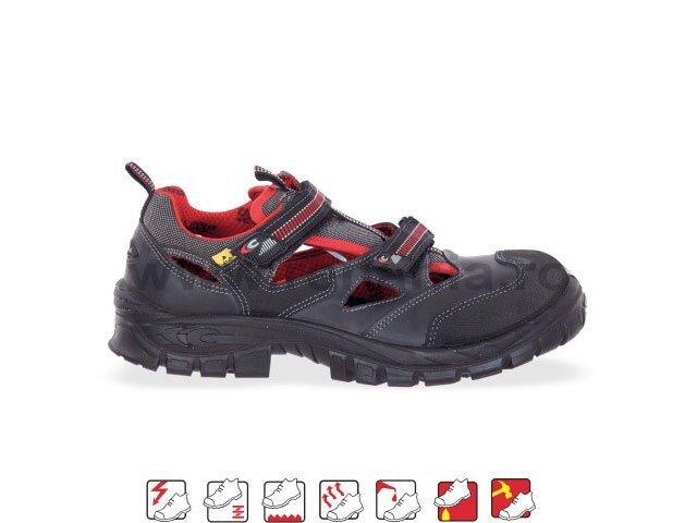 pantof de protectie esd