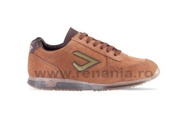 pantof tip sport marrone