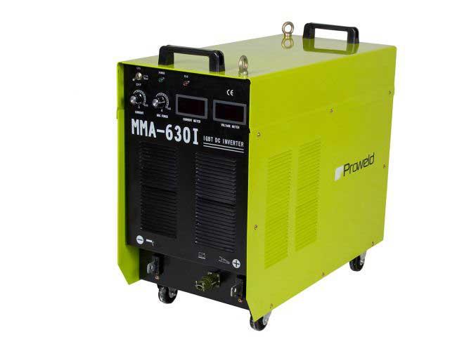 proweld mma-630i invertor sudare 400v