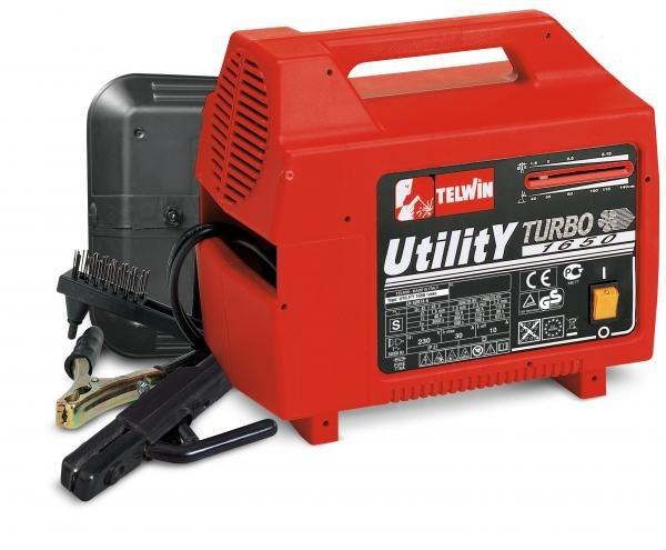 transformator de sudura telwin utility 1650t
