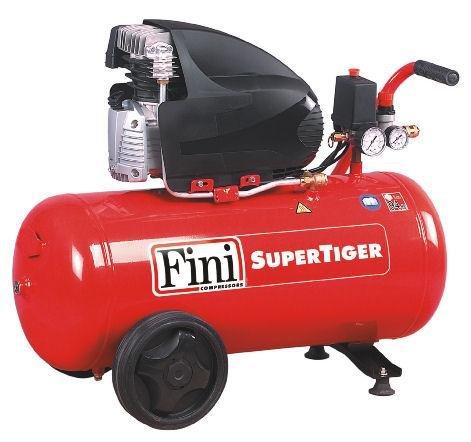 compresor cu piston fini supertiger 265