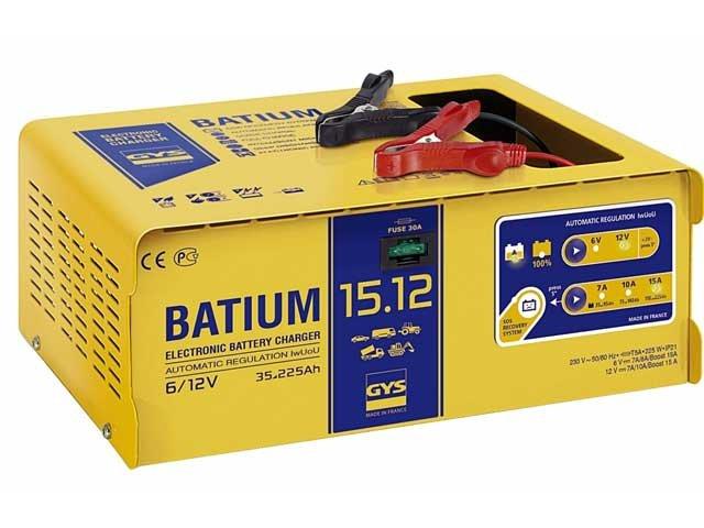 redresor auto gys batium 15-12