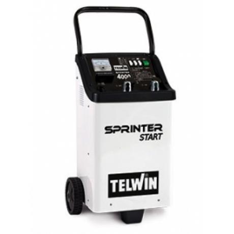 redresor  robot pornire auto telwin tip sprinter 4000 start