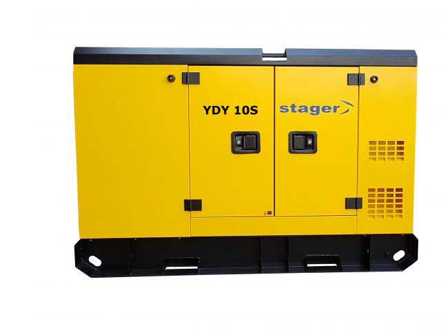 stager ydy10s generator insonorizat diesel monofazat 86kva