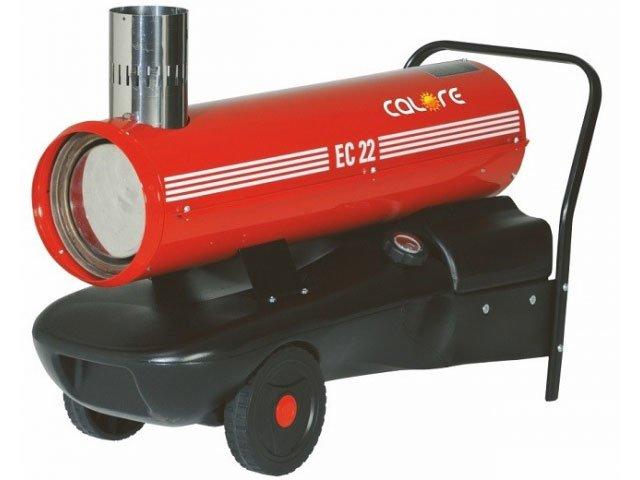 tun caldura pe motorina cu ardere indirecta calore ec 22
