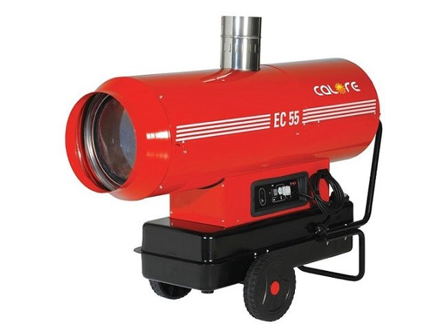 tun caldura pe motorina cu ardere indirecta calore ec 55
