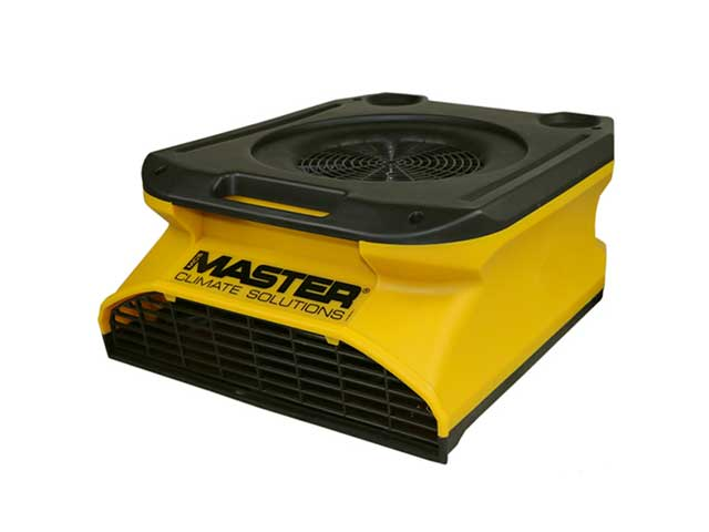 ventilator industrial de podea master cdx 20