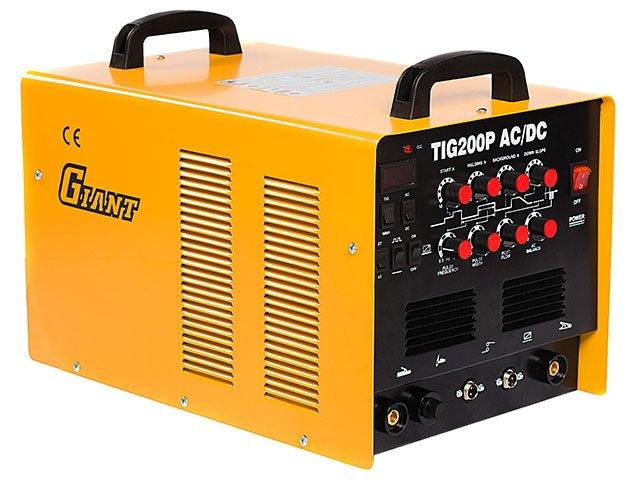 aparat sudura tigwig giant tig200p acdc