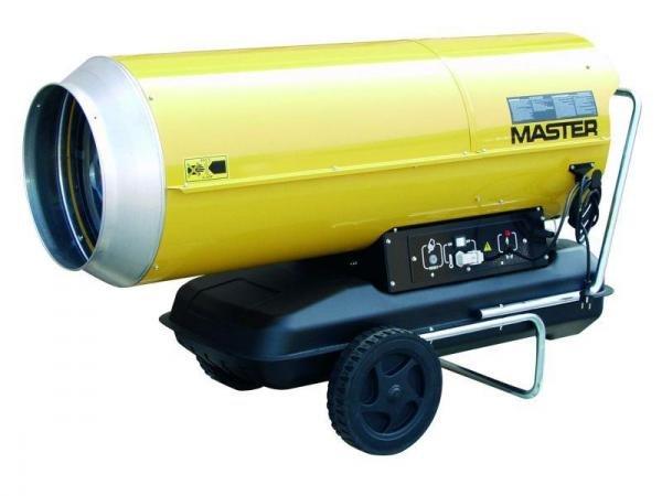 generator aer cald pe motorina cu ardere directa master b 360