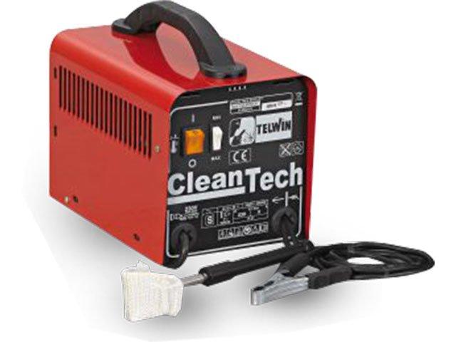 aparat curatat sudura telwin cleantech 100