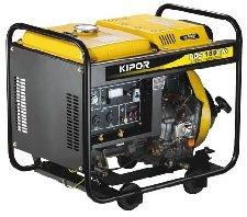generator de sudura kipor kde 180ew
