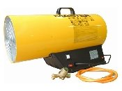 generator aer cald cu gaz master blp 73 m