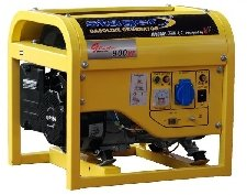 generator curent stager gg 1500