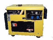 generator curent monofazat stager dg5500se