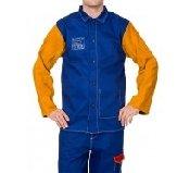 33-3060 yellowjacket jacheta de sudura din bumbac ignifug