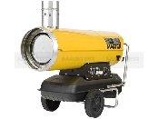 generator aer cald pe motorina cu ardere indirecta master bv 170e