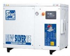 compresor cu surub fiac new silver 15