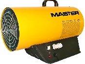 generator aer cald cu gaz master blp 53 e