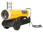 generator aer cald pe motorina cu ardere indirecta master bv 77 e