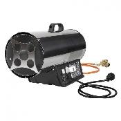 generator aer cald cu gaz tip blp33e inox