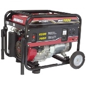 generator de curent wm weima 7000e- pornire electrica