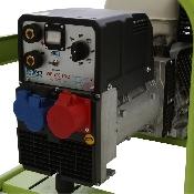 generator de sudura trifazat benzina pramac tip w220tdc