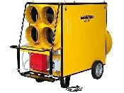 generator aer cald pe motorina ardere indirecta master bv 690 fs
