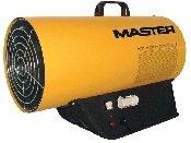 generator aer cald cu gaz master blp 73 e