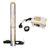 pompa submersibila taifu 4stm4-12 cu cablu 15m