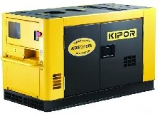 generator curent monofazat kipor kde19sta