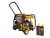 stager fd 10000e3+ats generator open-frame 8kw trifazat