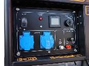stager yde6500e generator open frame diesel monofazat 45kw