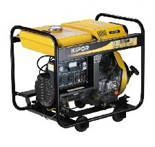 generator curent trifazat kipor kde 6500e3