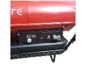 tun caldura pe motorina cu ardere directa calore d70t