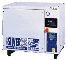 compresor cu surub fiac new silver 75